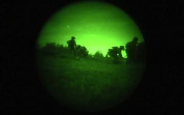 Special Tactics Airmen Practice Search and Rescue Procedures