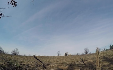 GoPro 142nd Field Artillery Brigade Multiple Launch Rocket System (MLRS) Live Fire Exercise (B-Roll)