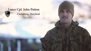 Shout-outs from the Arctic | Marines of MRF-E greet families and friends from Norway