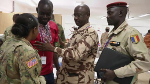 Flintlock 17: Camp N'Djamena