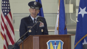 ACC Change of Command