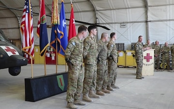 U.S. Forces Afghanistan -- Air Medals for Valor