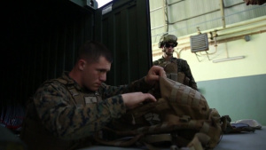 Marines Conduct ECC/NEO Training with NATO Allies