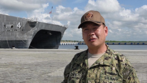 Pacific Partnership 17: Mission Commander (Spot)