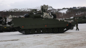 MRF-E 17.1 Participates in Multilateral Exercise Joint Viking