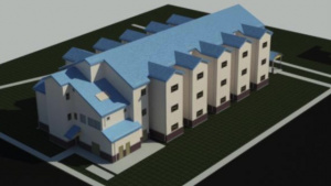 Air Force Breaks Ground On New Dorm