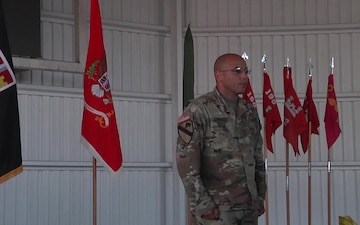 190th Engineer Battalion Change of Command Ceremony