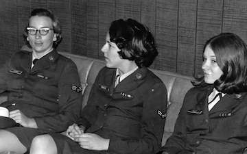 25th Air Force Celebrates Women's History Month