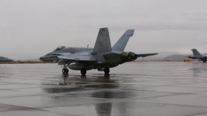 A pilot's story: F/A-18C Hornet