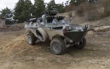 Allied Spirit VI CBRN Training