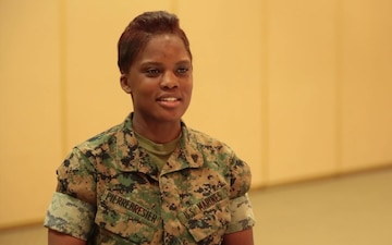 Cpl. Roshonda Pierre-Bresier (Interview)