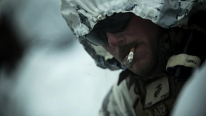 U.S. Marines endure cold weather training B-Roll