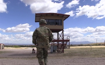 Home on the Range - 335th Signal Command Best Warrior competition move on to M16 qualification