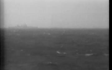 Doolittle Raid -- B-25'S Launched, Tokyo Raid
