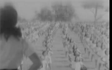 Doolittle Raid -- Japanese newsreel, training at Manila and on Borneo