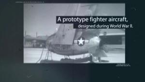 Flights Of The Past McDonnel XF-85 Goblin