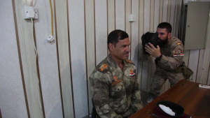 SEEK screening of Iraqi security forces