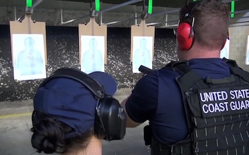 Coast Guard implements new firearms training course