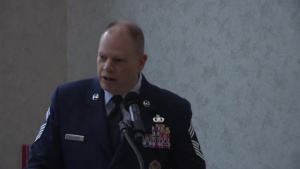 Air Force Chaplain Corps College Welcome Home Ceremony - Maxwell AFB