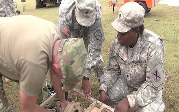 SC Soldiers Support Vigilant Guard 17