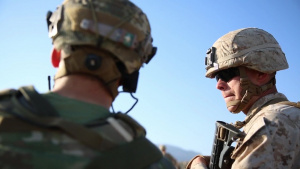 Together As One: U.S. Marines and Spanish SOF conduct MOUT exercise