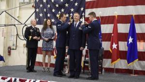 Major General Roger E. Williams, Jr. Promotion