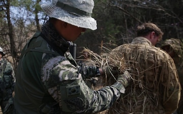 Stealth Mode | US, ROK Marines creep around in South Korea