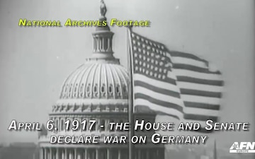 100th Anniversary of U.S. Participation in WWI