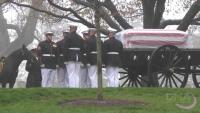 Senator John Glenn's Funeral Service