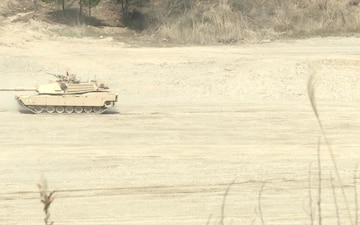 RMBK KMEP 17-6 Tank Live Fire Interview/B-Roll