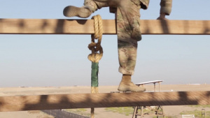 Kuwait's First Air Assault Course