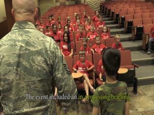 Kids Deployment Line - Social Media Video
