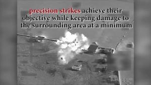 CJTF-OIR Precision Strike