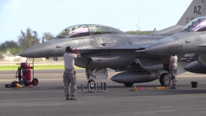 "162nd Wing Participates in ""Sentry Aloha"""