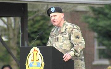 I Corps Change of Command