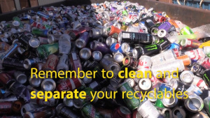 Earth Day: Sheppard Recycles
