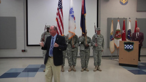 Army Reserve command receives Army Superior Unit Award