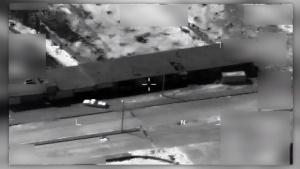 ISIS UAV launch fail