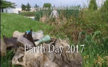 Earth Day 2017 on JBAB