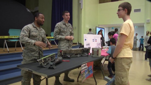 Air Force Report: STEAM Night