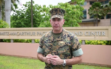 Sgt. Maj. Spadaro Addresses Sexual Assault