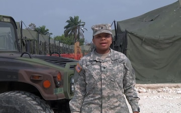 Spc. Carmen Williams Mothers Day Greeting