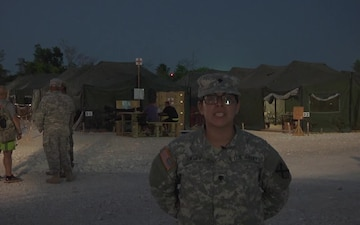 Sgt. 1st Class Laura Torres Mothers Day Greeting