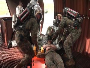 Marine Wing Support Squadron 171 Conducts Aircraft Salvage, Recovery Training (Package/Pkg)