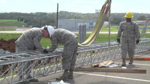 134th ARW Gets New Communications Tower