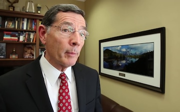 Administrator Pruitt and Sen. John Barrasso discuss environmental and economic issues