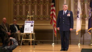 Hall of Valor Induction Ceremony, March 26, 2017