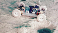 ERDC: Designing Wheels for the Moon