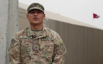 Sgt. Jesus Salazar