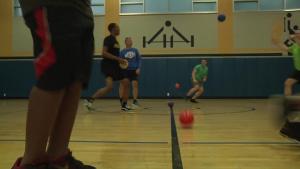 First Sergeants Council Dodgeball Tournament